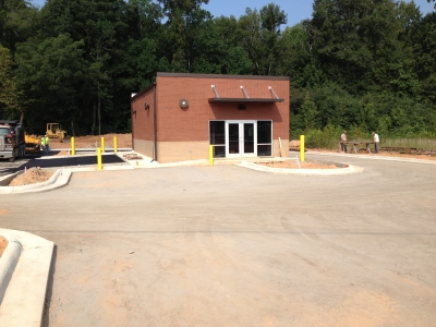 Concrete Parking Lot Service Alabama